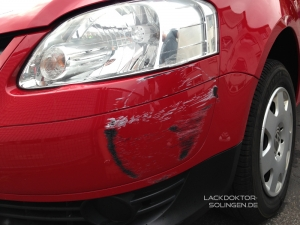 Spot Repair Beispiel