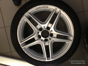 Mercedes Benz AMG Felge