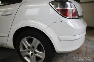 Opel Parkschaden